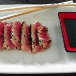 Seared Ahi Tuna – Today's Ingredient Challenge Monday Recipe