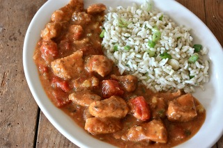 Chicken Sauce Piquant