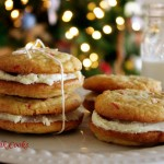 Peppermint Crunch Whoopie Pies