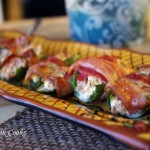 Bacon Wrapped (Italian Sausage Stuffed) Jalapenos