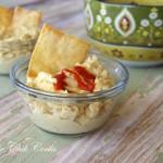 Sesame Wasabi Hummus