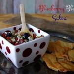 Blueberry Bleu Salsa