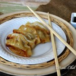 Potstickers with Sesame Dipping Sauce