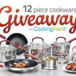 Cooking Planit T-fal Giveaway and Cooking Planit Review