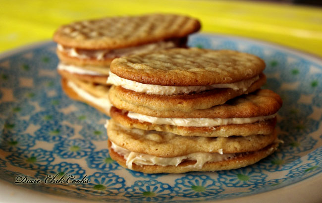 Recipe for homemade nutter butter cookies
