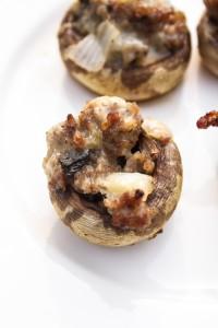 Sausage-Pepper-Jack-Stuffed-Mushrooms-Recipe