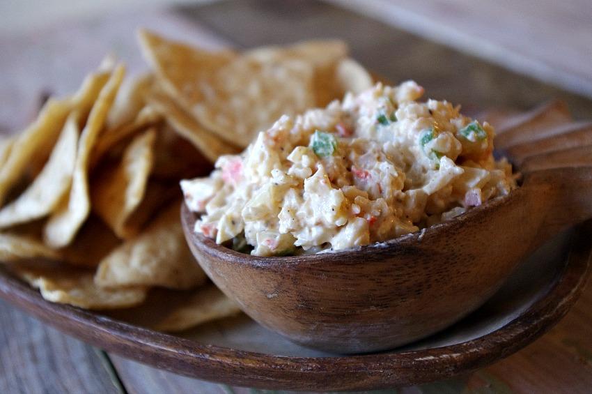 Creamy Crab Dip | Dixie Chik Cooks