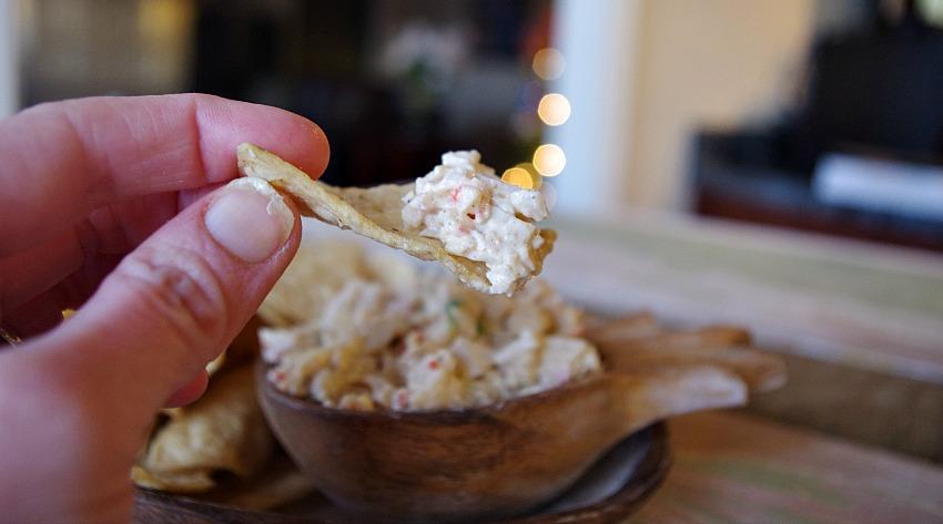 Creamy Crab Dip