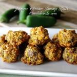 Jalapeno Cheddar Sausage Balls