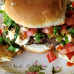 Loaded Nacho Burger & Private Nation Sweepstakes