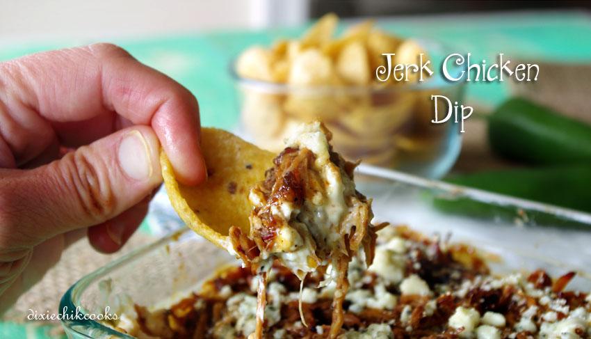 Jerk Chicken Dip