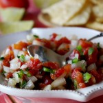 The Best Pico de Gallo. Ever.