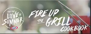 Kraft Fire Up the Grill Digital Cookbook
