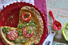 Pizza Quiche