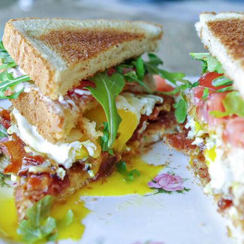 Fried Egg BLT