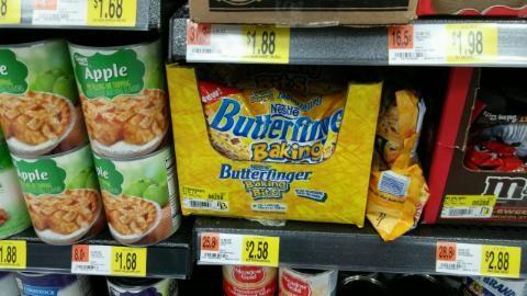 Butterfinger Bits