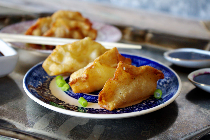 Habanero Dumplings