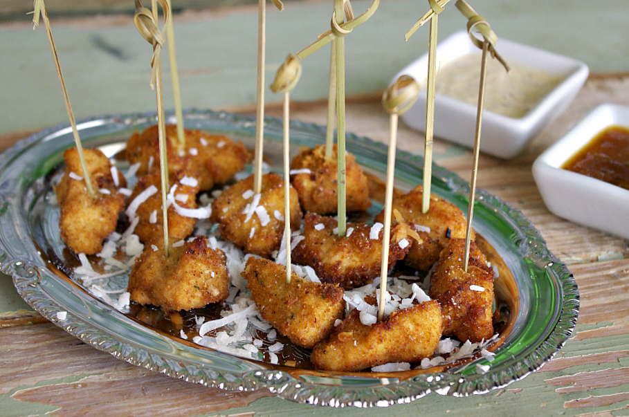 Crispy Coconut Chicken