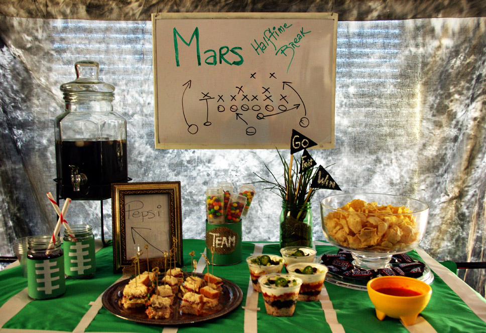 Mars Big Game Table