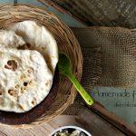 Homemade Pita Bread with Lemony Jalapeno Feta