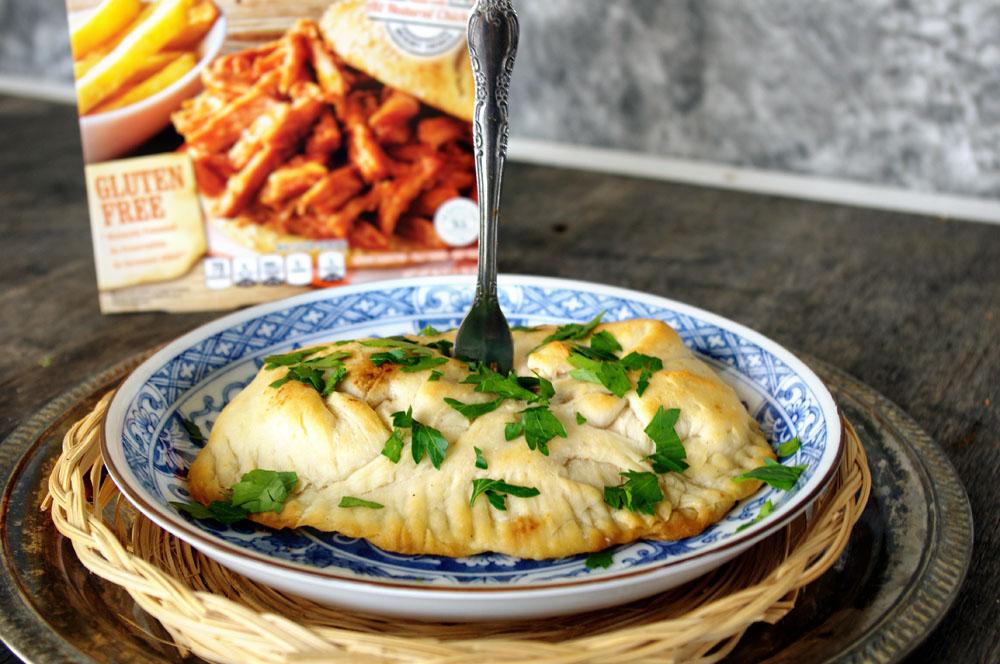 Farm Rich Smokehouse – BBQ Chicken Calzone