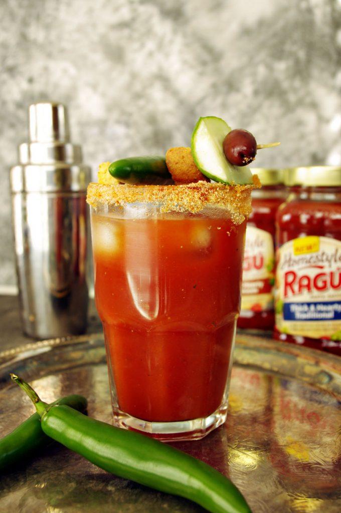 Ragu Bloody Mary   Dixie Chik Cooks