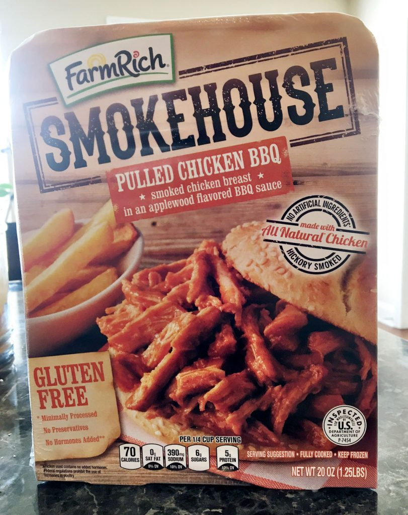 Farm Rich Smokehouse BBQ