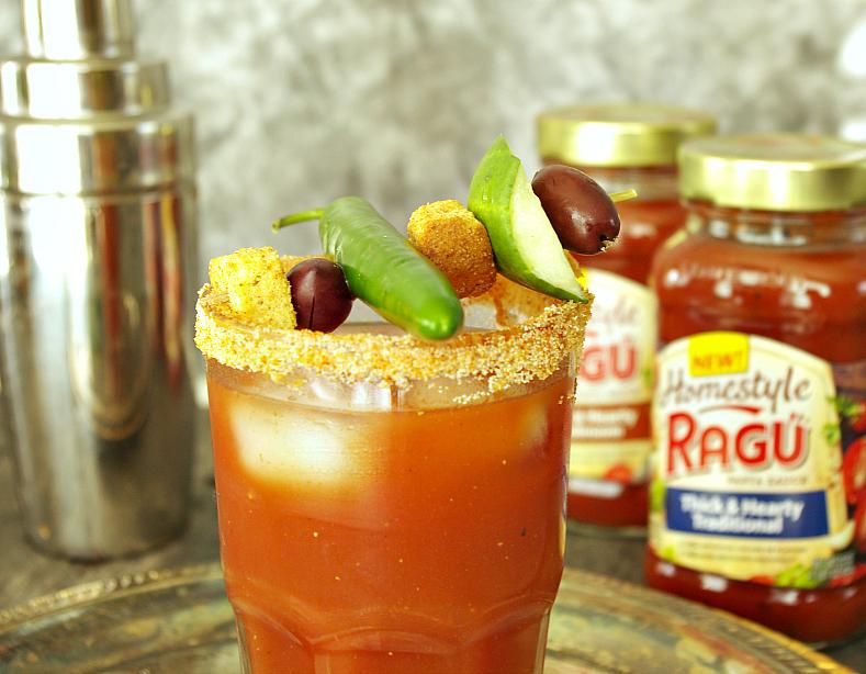 Ragu Bloody Mary