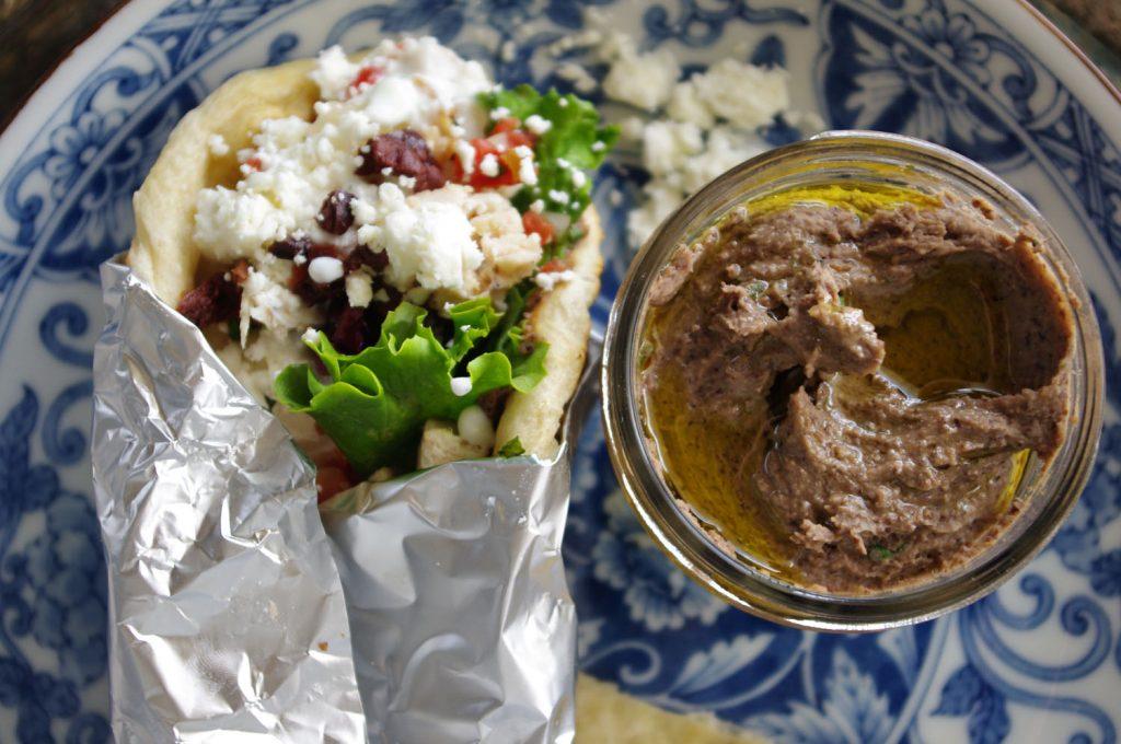 Black Bean Chipotle Hummus