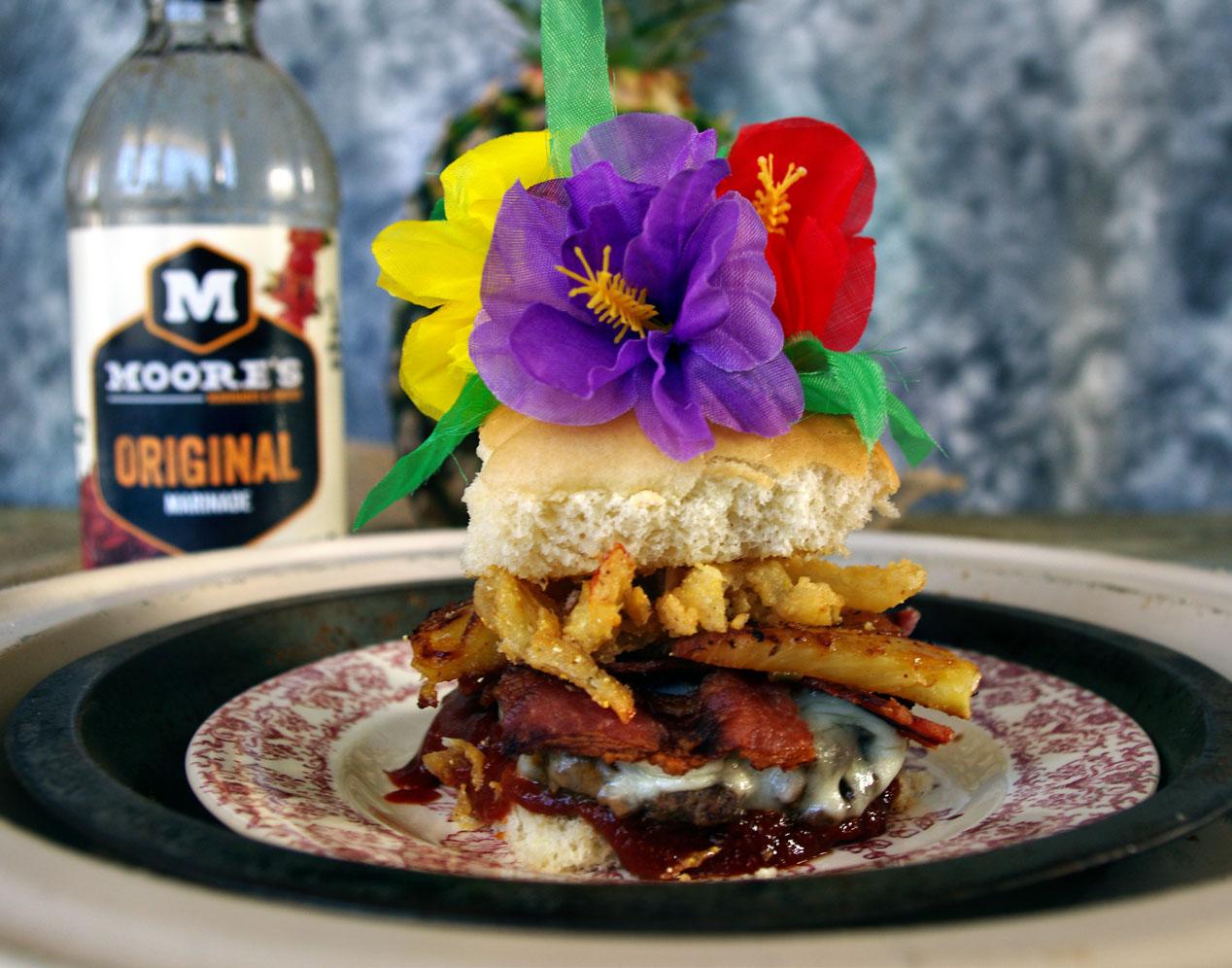 Polynesian Burger and WFC 2016