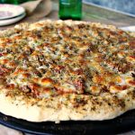 Loaded Stuffed Crust Pizza