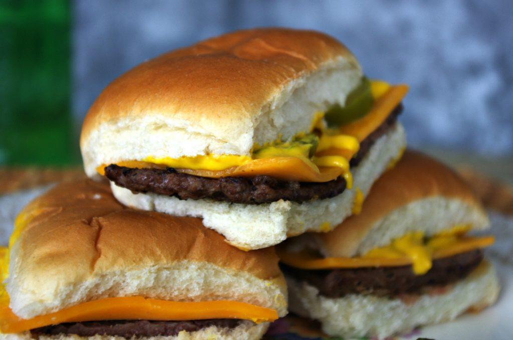 Krystal Copycat Burger