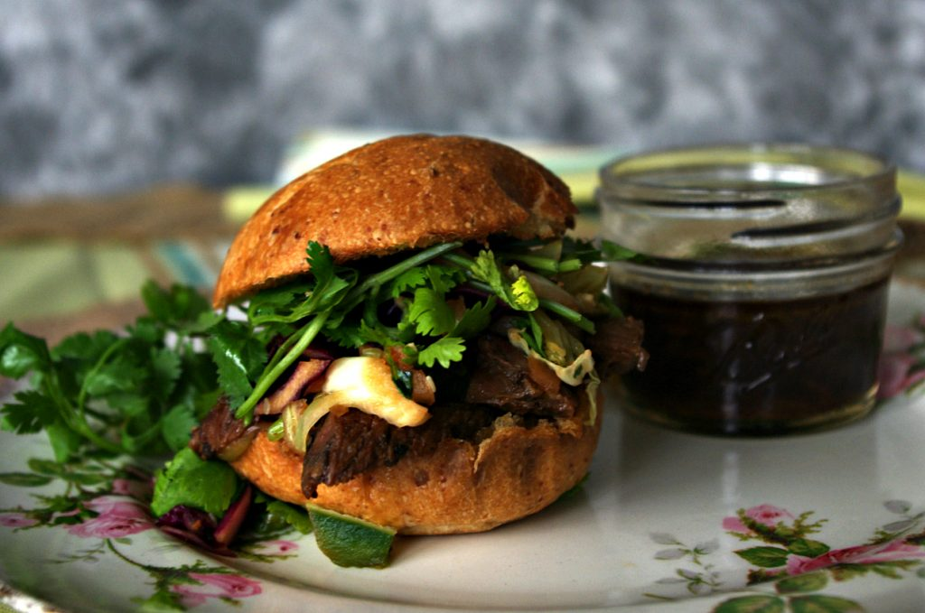 Asian French Dip