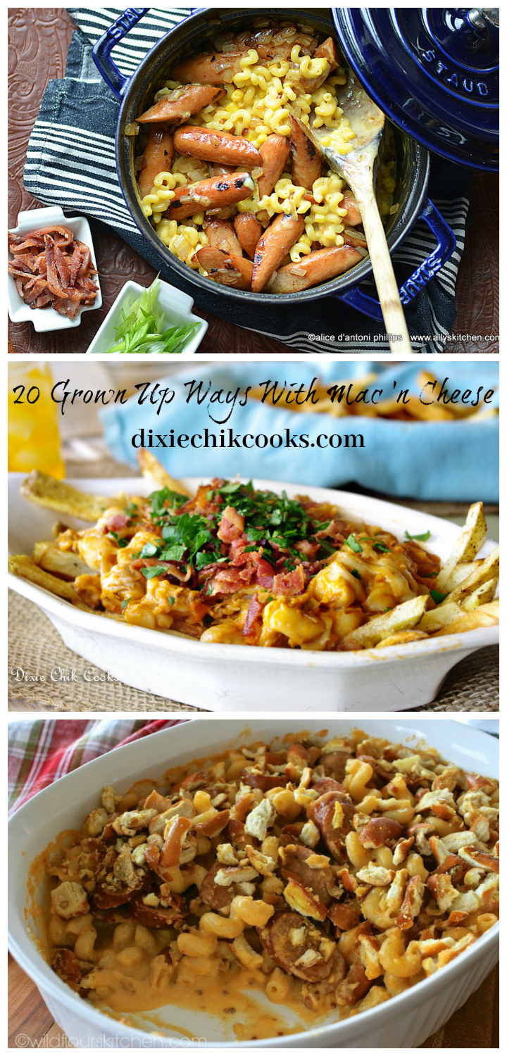 20 Grown Up Ways with Mac 'n Cheese