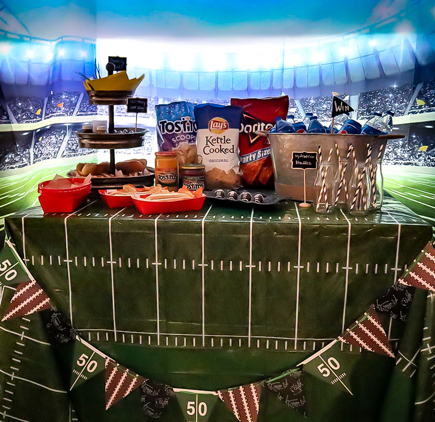 Big Game Snacking with Pepsi and Frito Lay