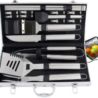 Romanticist 21 pc Complete Grill Kit | Dixie Chik Cooks