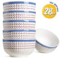 LE TAUCI Bowls, 28 oz | Dixie Chik Cooks
