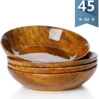 Sweese 113.251 Porcelain Large Salad Pasta Bowls | Dixie Chik Cooks