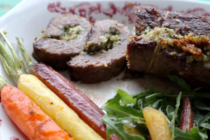 Steak Rollatini