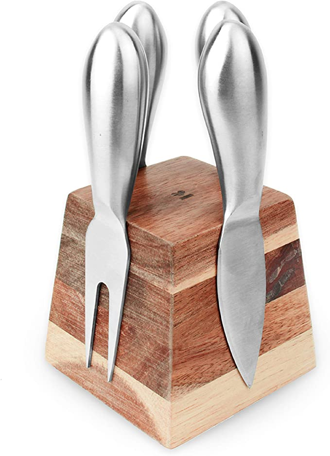 Slice of Goodness Cheese Knife Set