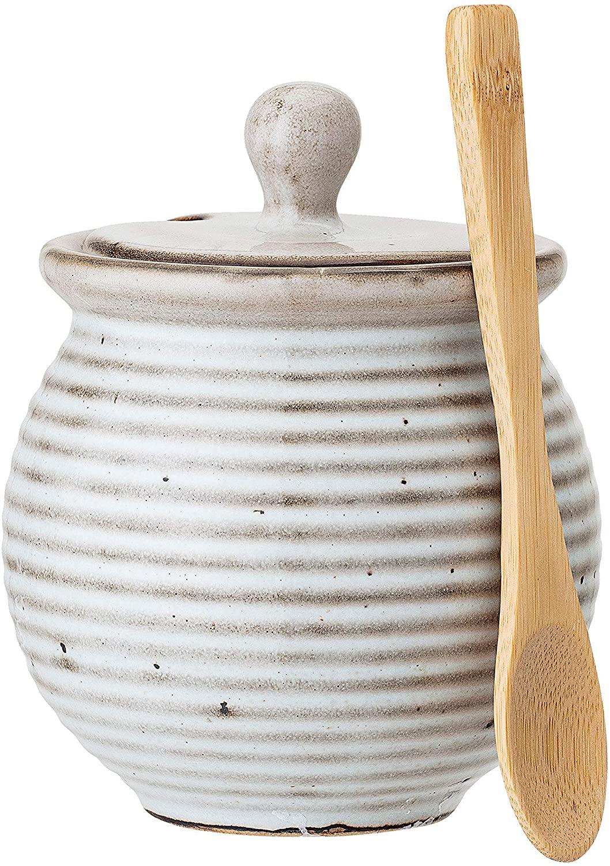 Stone Honey Jar   Dixie Chik Cooks